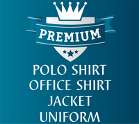 artwork@move: POLO SHIRT, OFFICE SHIRT, JACKET, UNIFORM